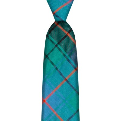 Davidson Clan Ancient Tartan Tie