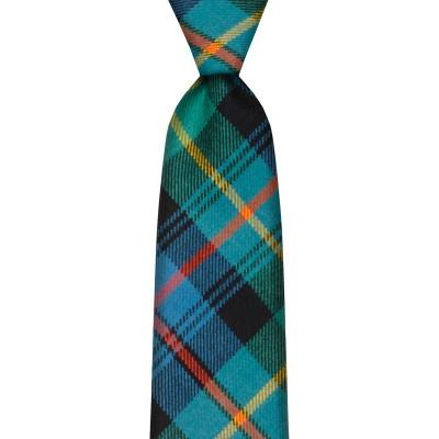 Farquharson Ancient Tartan Tie
