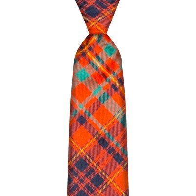 MacLeod Red Ancient Tartan Tie