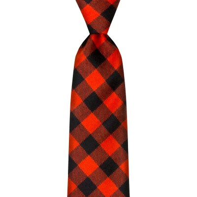 MacGregor Rob Roy Ancient Tartan Tie