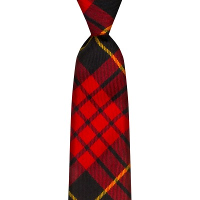 MacQueen Modern Tartan Tie