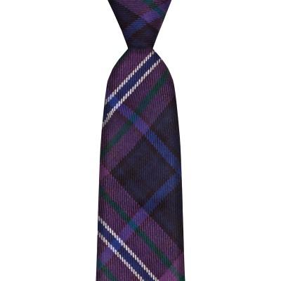 Scotland Forever Modern Tartan Tie
