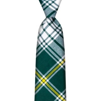 St Patrick Irish Tartan Tie