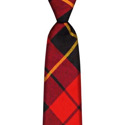 Wallace Modern Tartan Tie