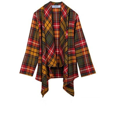 Buchanan Antique Tartan Lambswool Kerry Jacket