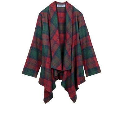Lindsay Modern Tartan Lambswool Kerry Jacket