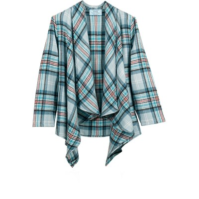 Diana, Princess of Wales Memorial Tartan Lambswool Kerry Coat
