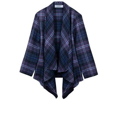 Scotland Forever Modern Tartan Lambswool Kerry Jacket