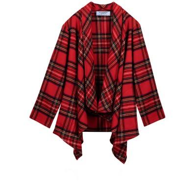 Stewart Royal Modern Tartan Lambswool Kerry Jacket