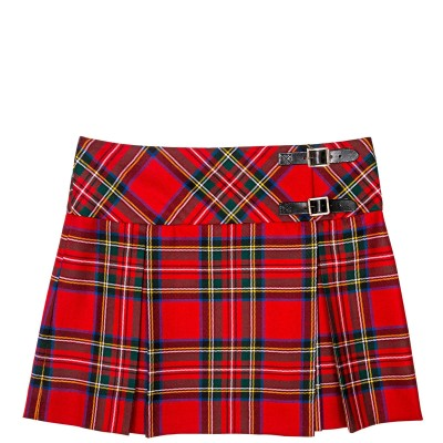 Ladies Tartan Billie Skirt