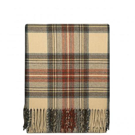 Fleur Stewart Moorland Wool Blanket