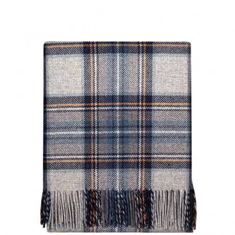 Fleur Stewart Bluestone Wool Blanket