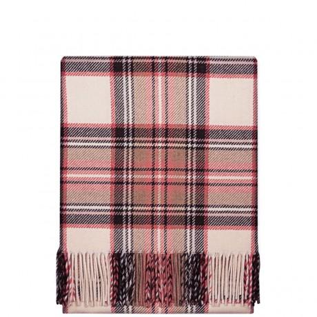 Fleur Stewart Clover Wool Blanket