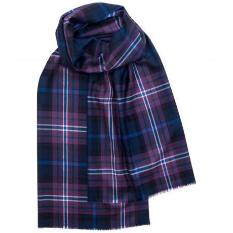 Alba Scotland Forever Modern Extra Fine Merino Stole