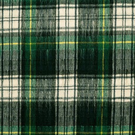 Gordon Dress Modern Wool Mohair Blend Fabric