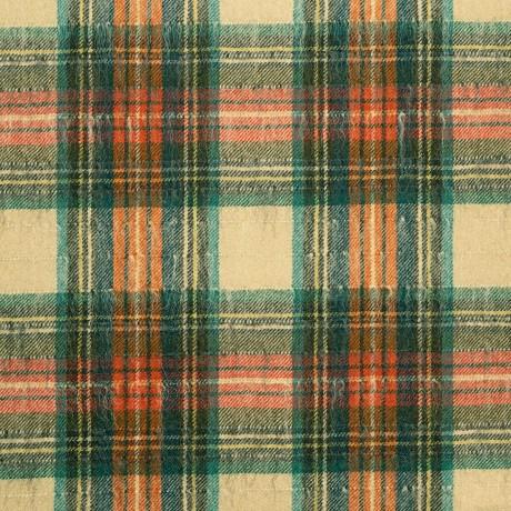 Stewart Dress Rose Wool Mohair Blend Fabric