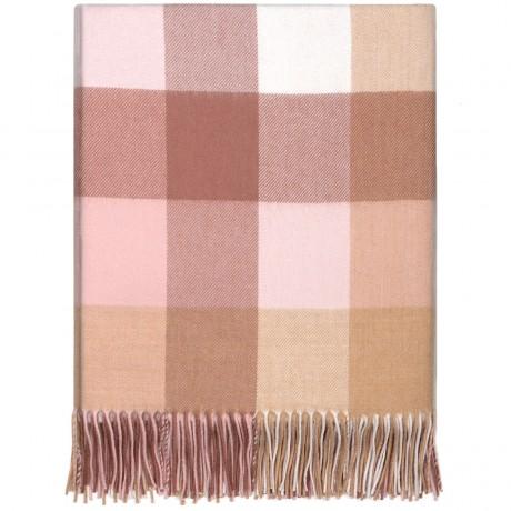 Dornie Blossom Lambswool Blanket