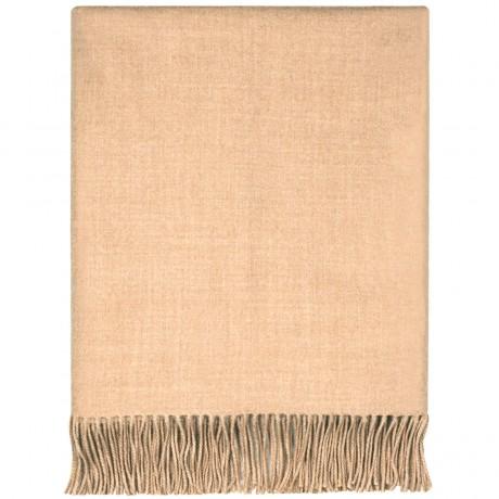 Malt Lambswool Blanket