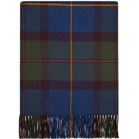 MacLeod of Harris Antique Tartan Lambswool Blanket
