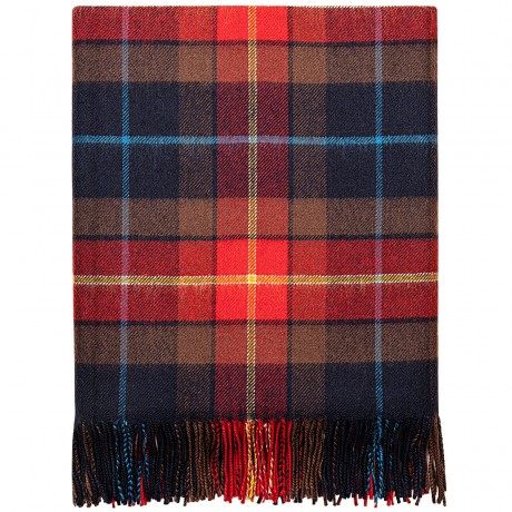Jenners Commemorative Tartan Lambswool Blanket