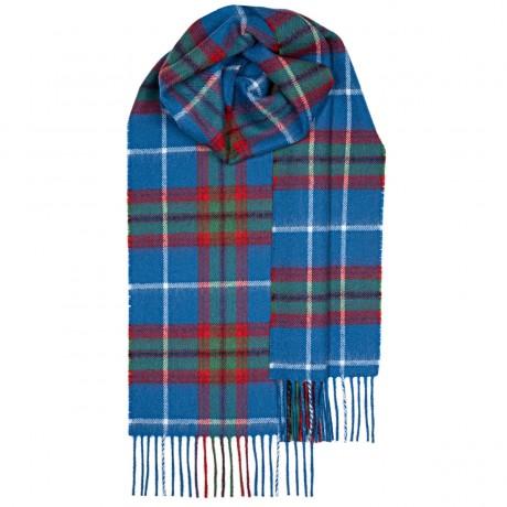 Edinburgh Tartan Lambswool Scarf