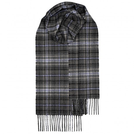 Scotland Forever Antique Tartan Lambswool Scarf