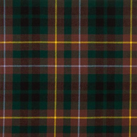 Buchanan Hunting Modern Medium Weight Tartan Fabric