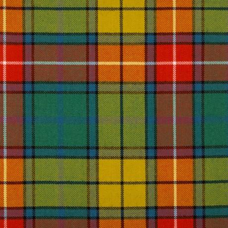 Buchanan Ancient Medium Weight Tartan Fabric