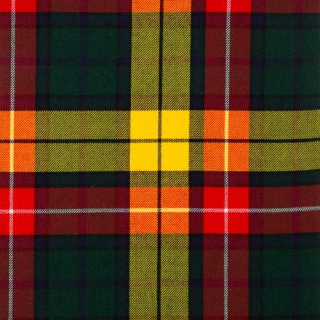 Buchanan Modern Medium Weight Tartan Fabric