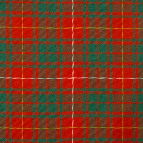 Bruce Ancient Medium Weight Tartan Fabric