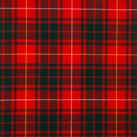 Bruce Modern Medium Weight Tartan Fabric