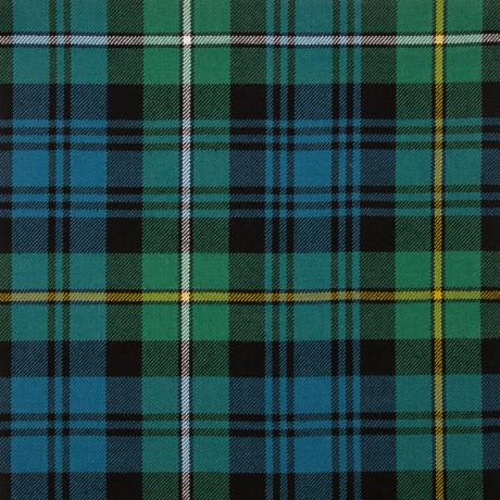 Campbell of Argyll Ancient Medium Weight Tartan Fabric