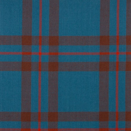 Elliot Ancient Medium Weight Tartan Fabric
