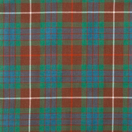 Fraser Hunting Ancient Medium Weight Tartan Fabric