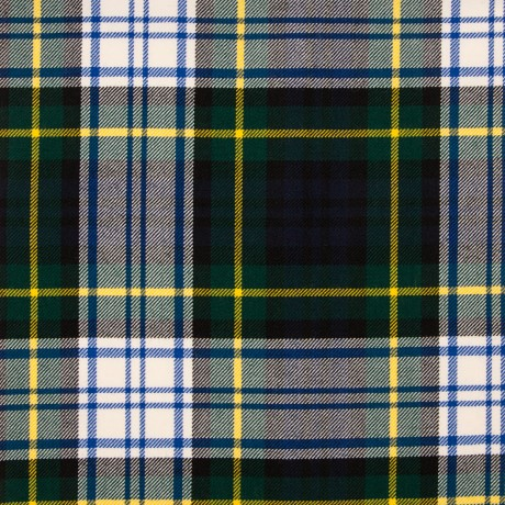 Gordon Dress Modern Medium Weight Tartan Fabric