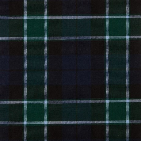 Graham of Menteith Modern Medium Weight Tartan Fabric