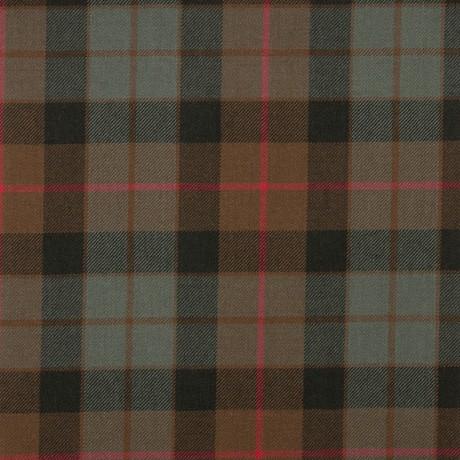 Gunn Weathered Medium Weight Tartan Fabric