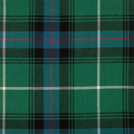 MacDonald of The Isles Hunting Ancient Medium Weight Tartan Fabric