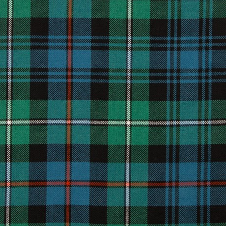 MacKenzie Ancient Medium Weight Tartan Fabric