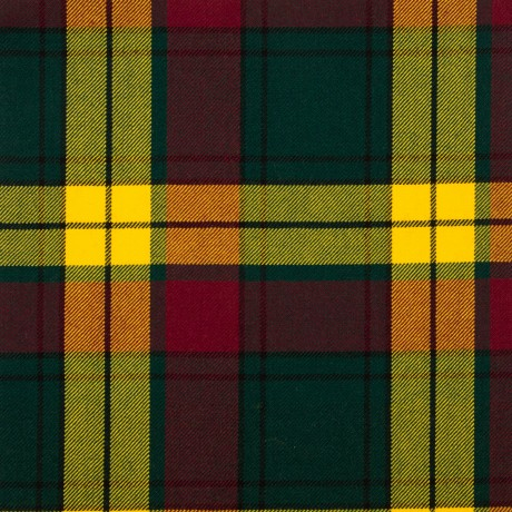 MacMillan Old Modern Medium Weight Tartan Fabric