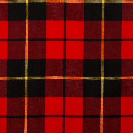 Wallace Modern Medium Weight Tartan Fabric