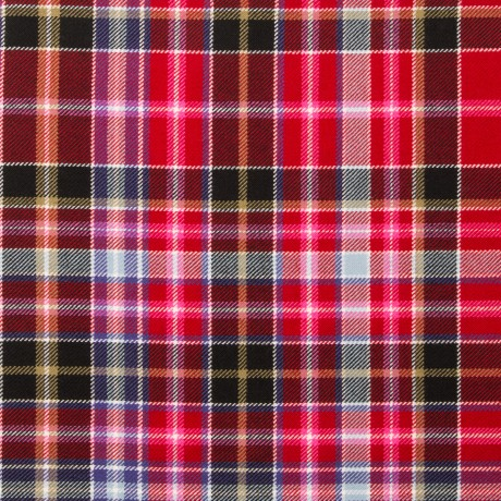 Aberdeen Light Weight Tartan Fabric