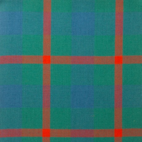 Agnew Ancient Light Weight Tartan Fabric