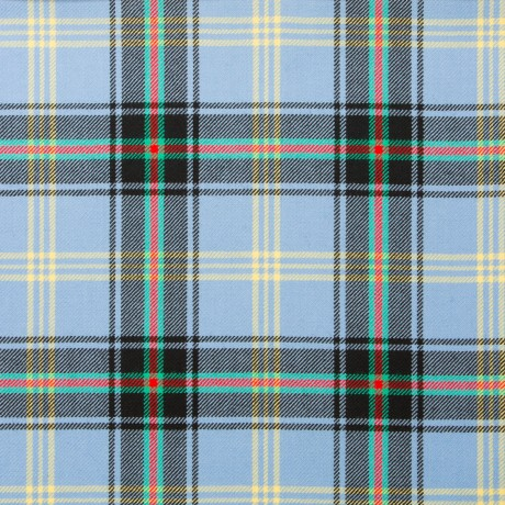 Bell of the Borders Light Weight Tartan Fabric