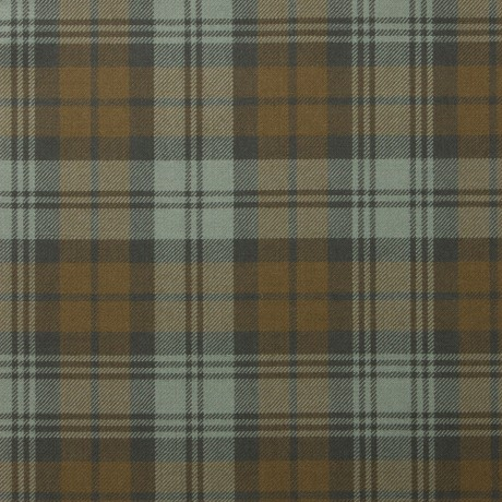 Black Watch Weathered Light Weight Tartan Fabric