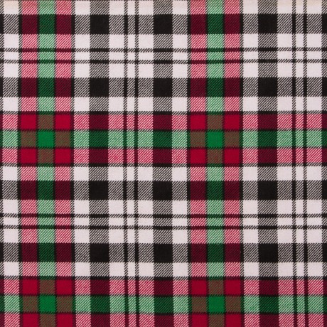 Borthwick Dress Light Weight Tartan Fabric