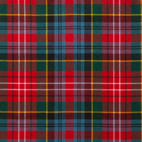 Caledonia Modern Light Weight Tartan Fabric