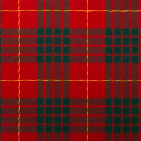 Cameron Clan Modern Light Weight Tartan Fabric