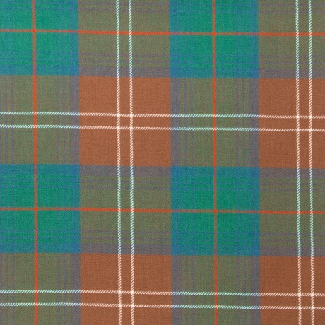 Chisholm Hunting Ancient Light Weight Tartan Fabric