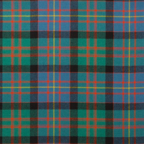 Cameron of Erracht Ancient Light Weight Tartan Fabric